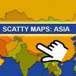 Scatty Maps Asia