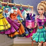 Jeu Sery College Dolly Dress Up H5