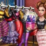Sery Magazine Dolly Dress Up H5