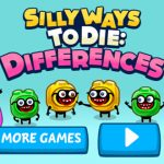 Jeu Silly Ways to Die: Differences