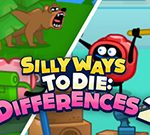 Jeu Silly Ways to Die: Differences 2