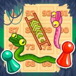 Jeu Snakes And Ladders
