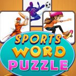 Sports Word Puzzle