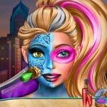 Super Doll Makeup Transform
