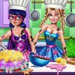 Super Hero Cooking Contest!