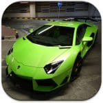 Supercars Parking
