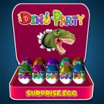 Surprise Egg Dino Party