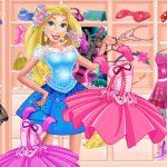 Sweet Princess Dressing Room!
