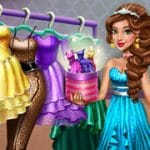 Jeu Tris Homecoming Dolly Dressup H5