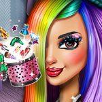 Tris VIP Dolly Makeup