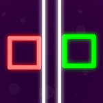 Jeu Two Neon Boxes