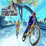 Underwater Bicycle Racing Tracks : BMX Impossible Stunt