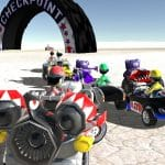 Xtreme Racing Cartoon 2019