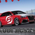 Jeu Audi Vehicles Jigsaw