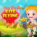 Jeu Baby Hazel Kite Flying