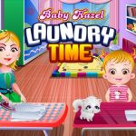 Jeu Baby Hazel Laundry Time