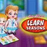 Jeu Baby Hazel Learn Season