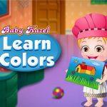 Jeu Baby Hazel Learns Colors