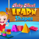 Jeu Baby Hazel Learns Shapes