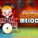 Jeu Baby Hazel Musical Melody