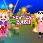 Jeu Baby Hazel New Year Bash