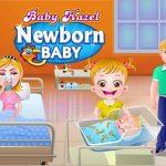 Jeu Baby Hazel Newborn Baby