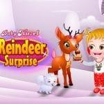 Jeu Baby Hazel Reindeer Suprise