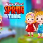 Jeu Baby Hazel Spring Time