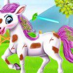 Jeu Baby Taylor Cute Pony Care