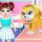 Jeu Baby Taylor Puppy Care