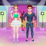 Jeu Ballerina Dancer Beauty Salon