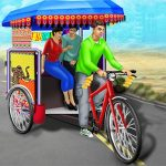 Bicycle Rickshaw Simulator