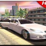 Big City Limo Car Driving Simulator Game