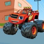 Jeu Blaze Monster Machines Differences