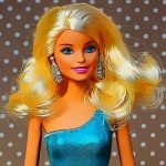 Blonde Dolls Hairstyle Jigsaw