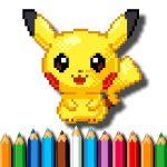 Jeu BTS Pokemon Coloring Book
