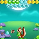 Jeu Bubble Shooter Love