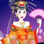 Jeu Chinese Princess Wedding Dress up