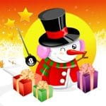 Christmas Vector Characters Puzzle