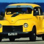 Jeu Cuban Taxi Vehicles