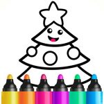 Drawing Christmas For Kids