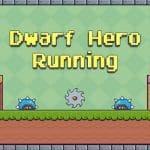 Dwarf Hero Running