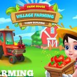 Farm House-Farming Simulation Truck