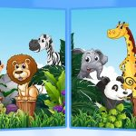 Jeu Find Seven Differences – Animals