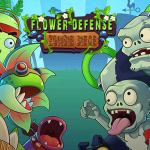 Flower Defense – Zombie Siege