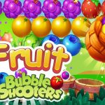 Jeu Fruit Bubble Shooters