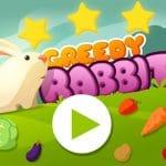 Jeu Greedy Rabbit Platformer