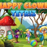 Jeu Happy Clown Tetriz