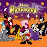 Happy Halloween Disney Jigsaw Puzzle