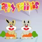 Jeu Happy Rabbits Game